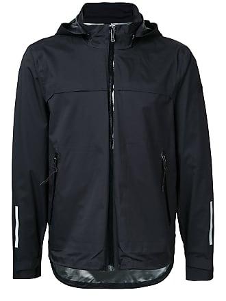 Kent & Curwen hooded anorak jacket - Black