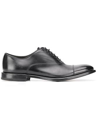 Henderson Baracco Sapato Oxford de couro - Preto