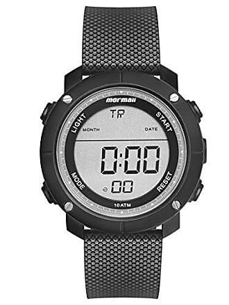 Mormaii Relógio Mormaii Masculino Ref: Mo0700aa/8p Digital Wave Preto