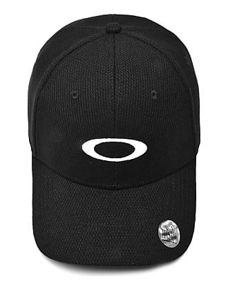 Oakley Boné Oakley Mod Golf Ellipse Hat Preto