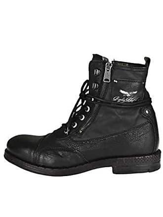 d5b93623100a31 Replay RC410020L WICKMAN - Herren Schuhe Boots Freizeitschuhe - 562