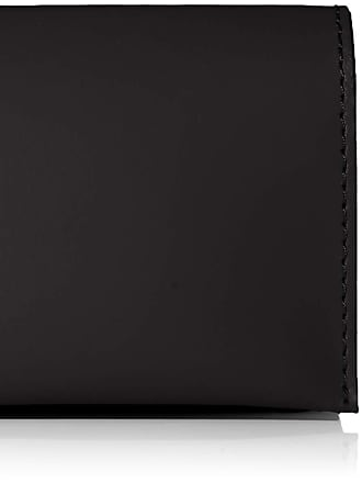 Pieces Pchilal Leather Purse, Womens Wallet, Black, 2x7x11,5 cm (B x H T)