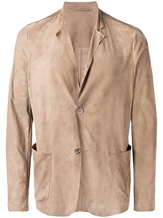 Salvatore Santoro classic fitted blazer - Neutro