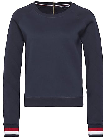 e8979c6fbcce40 Tommy Hilfiger Sweatshirt TARYN C-NK SWEATSHIRT LS nachtblau   rot   weiß