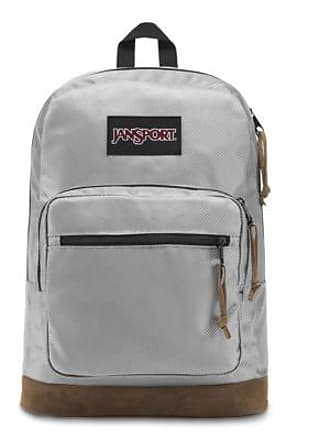 Jansport Right Pack Digital Edition Backpack - Silver Metallic Weave