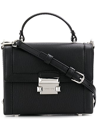 f3e8a4999353 Michael Michael Kors Jayne small trunk bag - Black