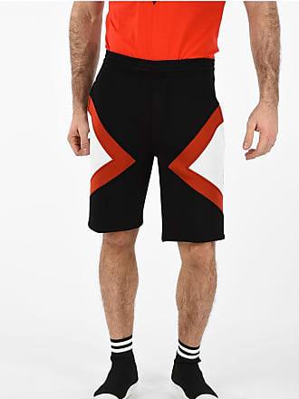 Neil Barrett Neoprene ICONIC MODERNIST Shorts size Xs