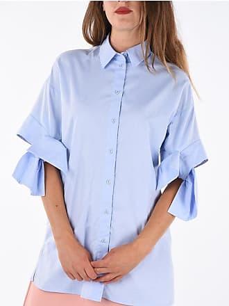 Victoria Beckham VICTORIA Short Sleeve Blouse size 8