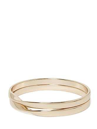 Forever New Harlow Twist Bangle Two-Pack - Gold - 00