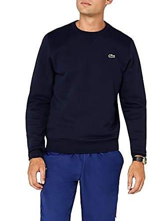 5aa9f9fe0f34 Lacoste Sh7613, Sweat-Shirt à Capuche Homme, Bleu (Marine), XXX