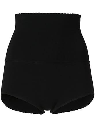 Khaite Short cintura alta - Preto