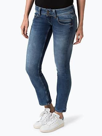 Pepe Jeans London Damen Jeans - Venus blau