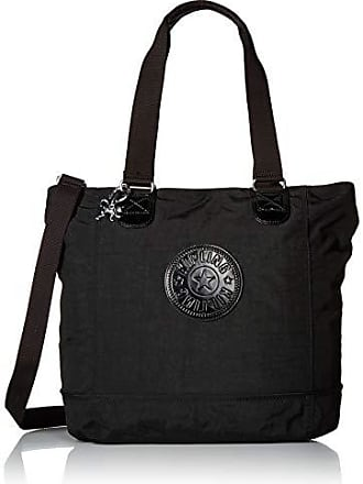 Kipling womens Shopper Combo Tote Bag, Black, One Size