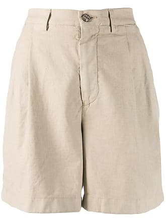 Berwich tailored fitted shorts - Neutro