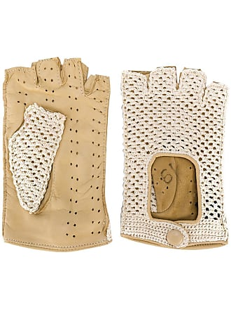 Gala Gloves Par de luvas Driving sem dedos - Neutro