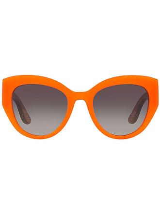 abfd4ec265ed8 Dolce   Gabbana Eyewear Óculos de sol gatinho DG4278 - Laranja