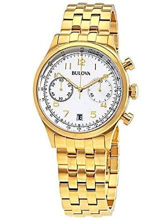 Bulova Relógio Masculino Bulova Dress WB22391H - Dourado