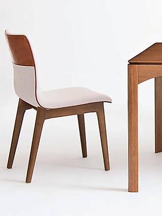 Atelier Clássico Cadeira Cristal Encosto e Assento Anatômico Design Atemporal e Moderno Casa A Móveis