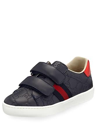 f2a19c57882 Gucci GG Supreme Leather Sneakers