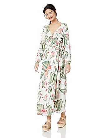 80d3932de68d Roxy Juniors Taste of Tomorrow Maxi Wrap Dress