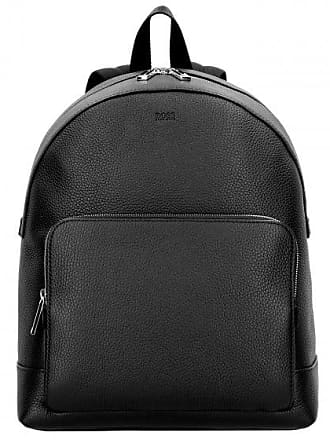 8701b5a5d3 HUGO BOSS Crosstown Zaino pelle 40 cm scomparto Laptop