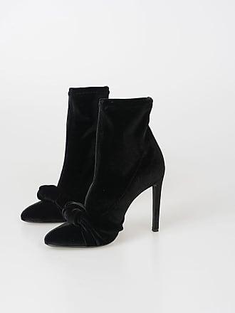 Giuseppe Zanotti 11cm Velvet BIMBA Boots size 38