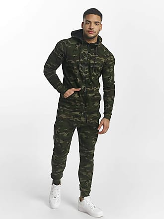 DEF Nean Suit Olive Camouflage