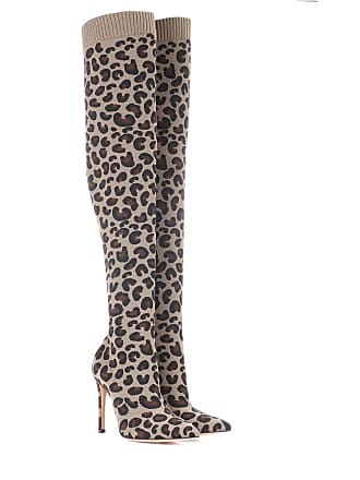 24529f4bf9f Gianvito Rossi® Thigh High Boots − Sale  up to −74%