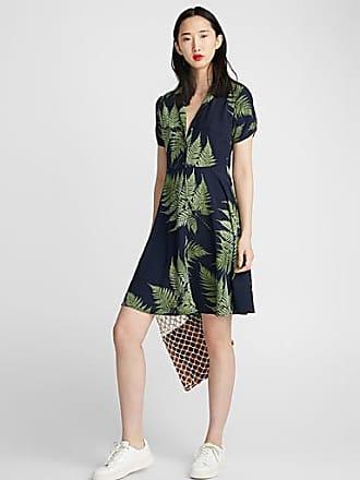 Icone Elegant fern dress