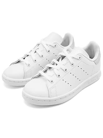 adidas Originals Tênis adidas Menina Stan Smith C Branco
