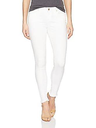 William Rast Womens Willliam Rast-Skinny Ankle Crop Jeans, Star White 29
