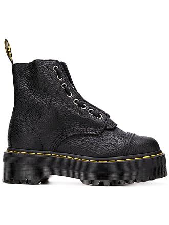 Dr. Martens Sinclair platform boots - Black