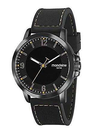 Mondaine Relogio Mondaine Masculino Ref: 99392gpmvpi2 Esportivo Black