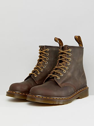 4a1848ee367 Dr. Martens 1460 8-Eye Boots in Brown - Brown