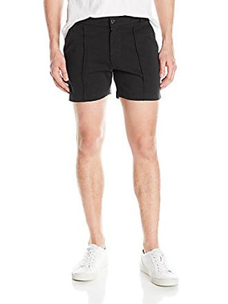 2(x)ist Mens Modern Classic Yacht Short Shorts, Black, Small