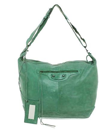 49b505609201e Balenciaga gebraucht - Umhängetasche aus Leder in Grün - Damen - Leder