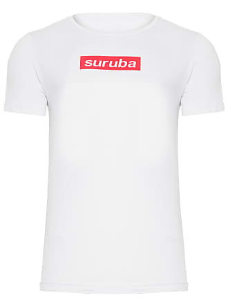 PURPLE YELLOW CAMISETA MASCULINA ESTAMPADA - BRANCO