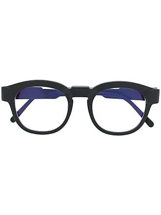 Kuboraum round frame glasses - Preto