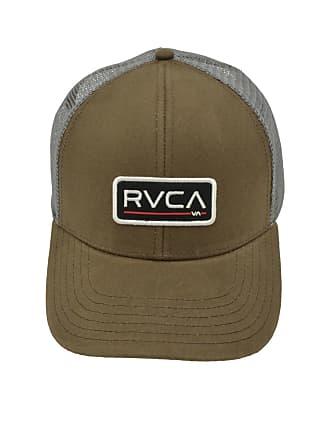 Rvca Boné RVCA Ticket II Verde Cinza b42f1b5080d