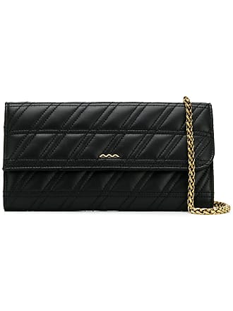 Zanellato embossed clutch - Black