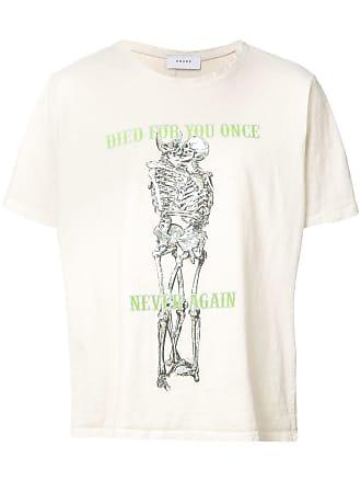 Rhude Camiseta com estampa - Neutro