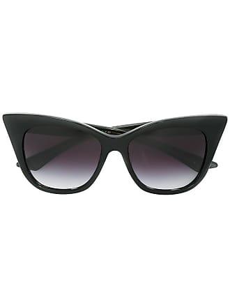 Dita Eyewear Óculos de sol gatinho - Preto
