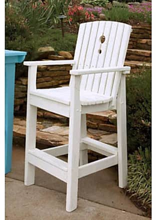 UWharrie Chair Uwharrie Companion Tall Outdoor Dining Chair with Arms - 5064-041P