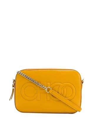 Jimmy Choo London Bolsa Balti mini - Amarelo