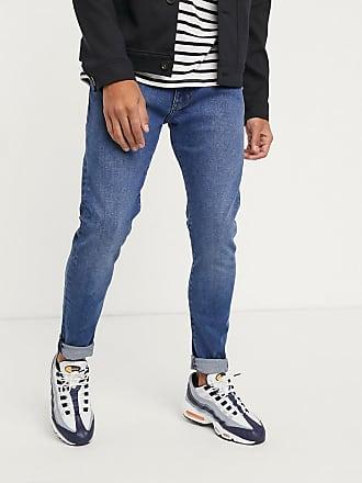 Wrangler Bryson - Jeans skinny blu medio