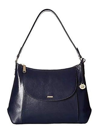 Brahmin Weslynn (Navy) Handbags
