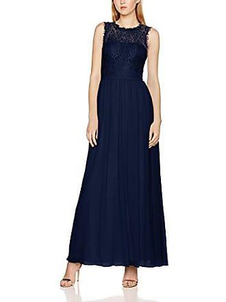 61a8e3aedc Laona LA81804L Abito da Cerimonia Donna, Blu Stormy Blue, 38 (Taglia  Produttore: