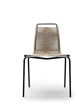 The Conran Shop PK1 Dining Chair Black Frame