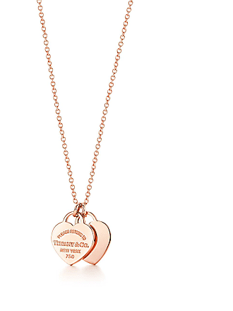 bbbee3954 Tiffany & Co.® Heart Necklaces: Must-Haves on Sale at £95.00+ | Stylight