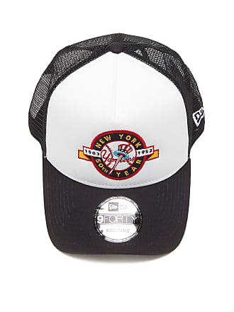 New Era Boné New Era New York Yankees Preto Branco 2d0adc9f81c